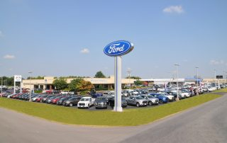 Stuart Powell Ford Lincoln Mazda dealership photo danville kentucky 1 320x202 - Norton Center Salutes: Stuart Powell Ford Lincoln Mazda
