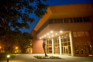 08102015 Norton Center Night 00368 300x200 - The Norton Center for The Arts on the night of August 10, 2015