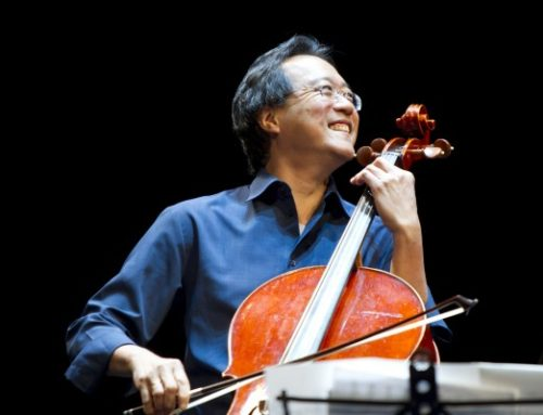 A message from the Silk Road Project Artistic Director, Yo-Yo Ma