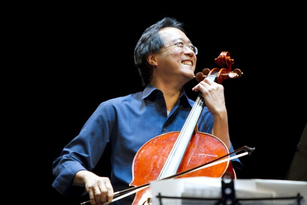 a message from the silk road - A message from the Silk Road Project Artistic Director, Yo-Yo Ma