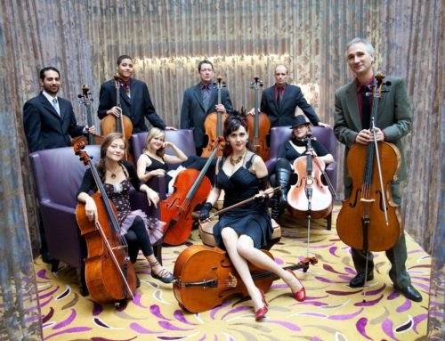 Backstage at the Norton Center with…Douglas Jenkins, Artistic Director for the Portland Cello Project