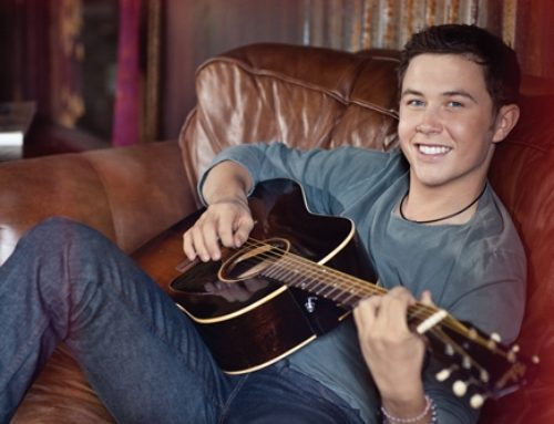 Backstage at the Norton Center with… Scotty McCreery