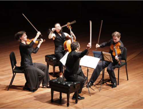 Brentano String Quartet Program Notes