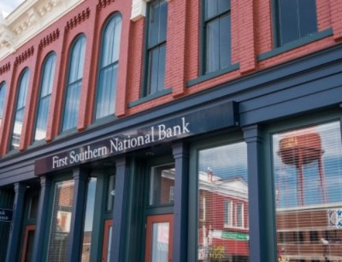 Norton Center Salutes:  First Southern National Bank