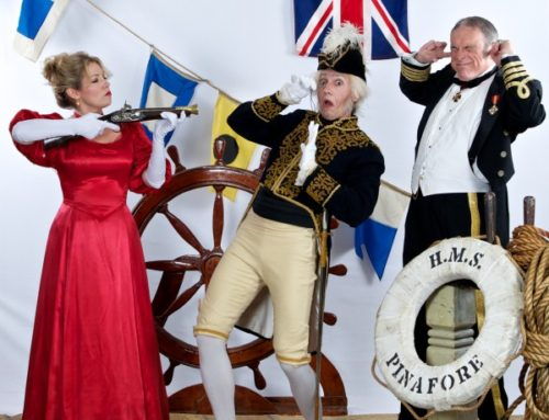 Looking High and Low: Gilbert and Sullivan's Pinafore