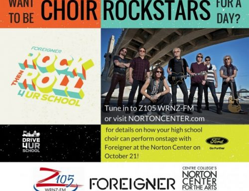 Want to be a CHOIR ROCKSTAR for a day?
