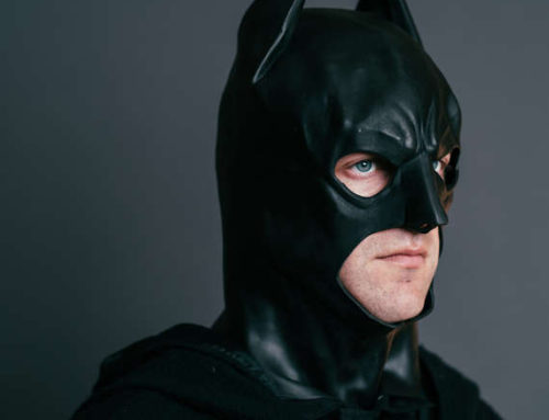 The Dark Knight and the Robber Barons