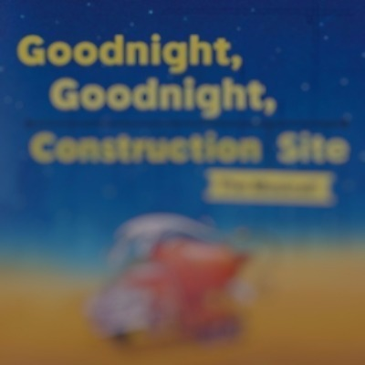 goodnight dark - Home page
