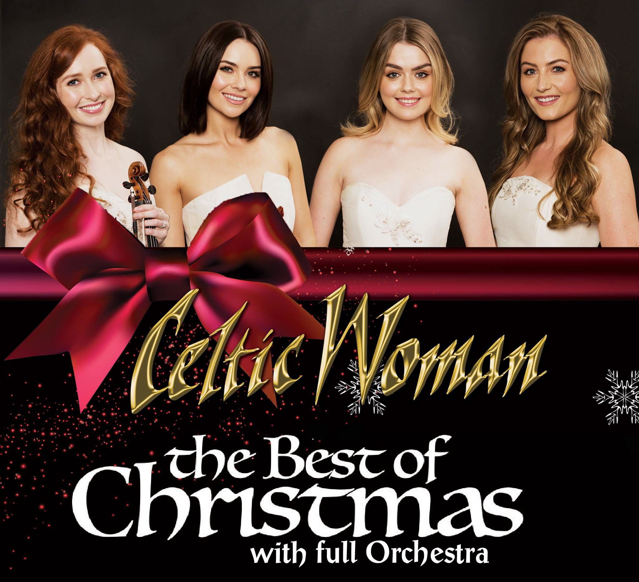 Celtic Woman with Live Orchestra NEW 01 1 - Celtic Woman: The Best of Christmas