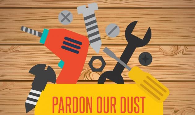 Pardon our Dust - Pardon Our Dust