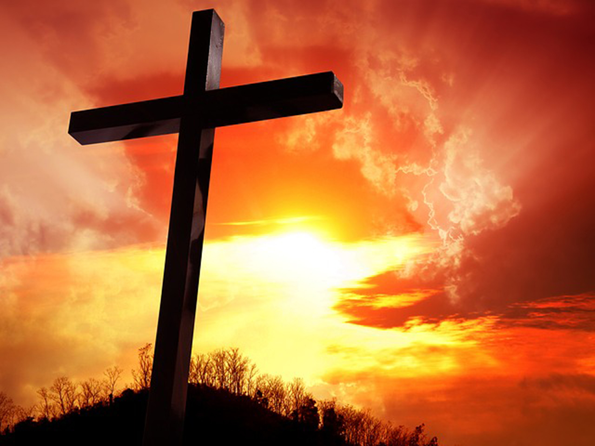 cross3 - Thy Will Be Done: An Easter Oratorio