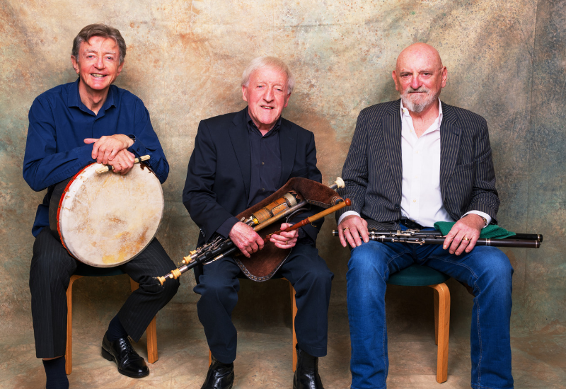 Chieftains feature - The Chieftains