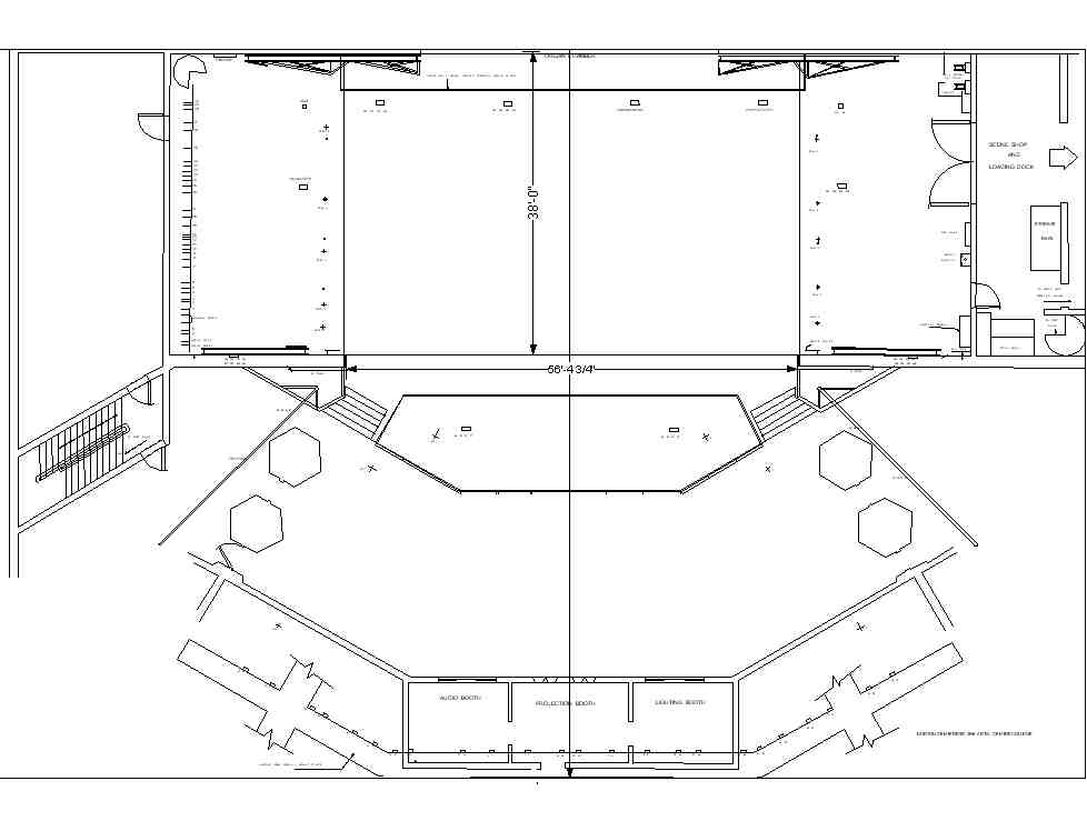 Newlin Hall Stage 2 - Technical information