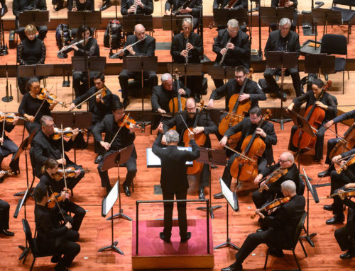 Cincinnati Symphony Orchestra performance at Norton Center canceled